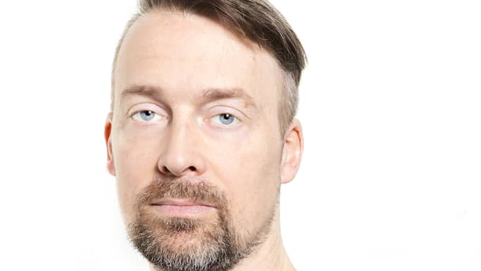 Andreas Bergström, vice VD vid Fores. Foto: PRESSBILD