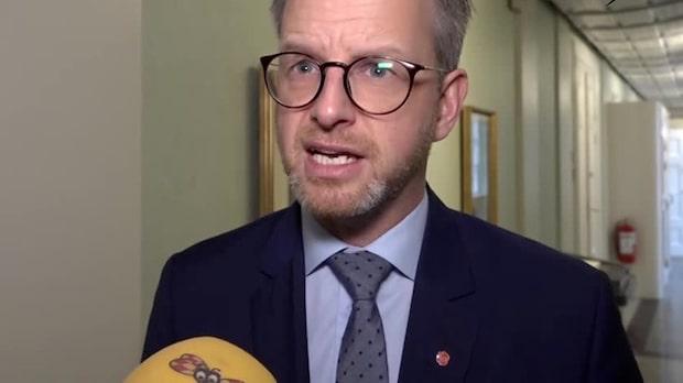 Mikael Damberg om regeringens hantering av imamerna
