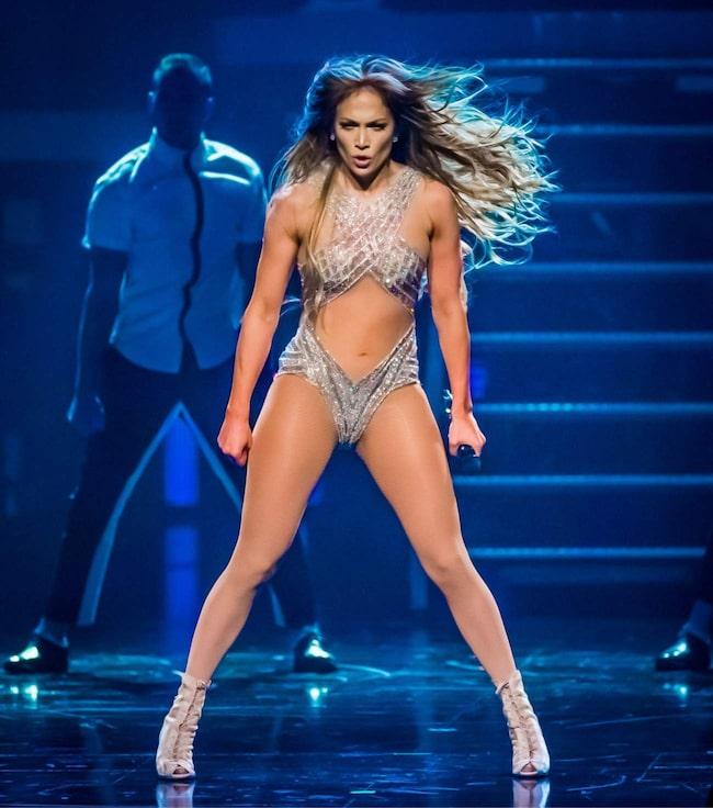 Jennifer Lopez bakdel skapade många rubriker genom åren.