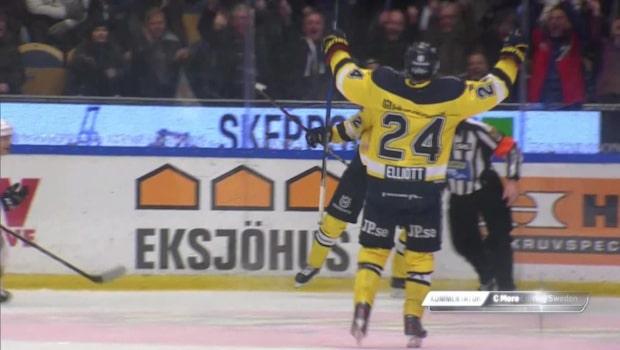 Höjdpunkter: HV71-Malmö Redhawks