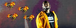 Kendrick Lamar är en  superstar i full kontroll