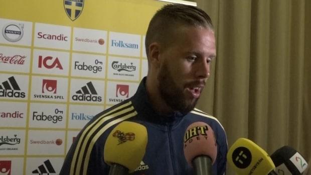 "Pontus Jansson: ""Just nu njuter man"""