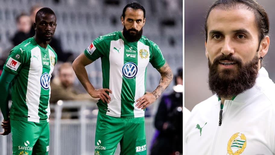 Erkan Zengin hyllar fansen efter Hammarby–BP