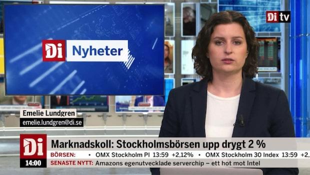 Di Nyheter 14:00 – Microsoft köper mark i Gävle