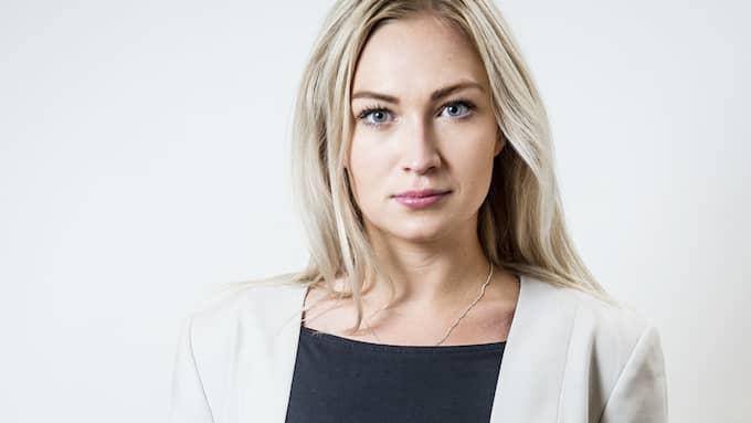 Nellie Erberth om tiggeriförbudet i Vellinge. Foto: CHRISTIAN ÖRNBERG