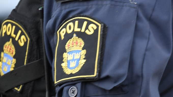 Polisen misslyckades få tag i övervakningsfilmen på bussen, innan den raderades. Foto: / TT NYHETSBYRÅN