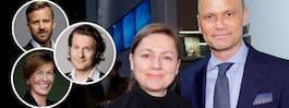 Här är TV4-cheferna som  kan bli mångmiljonärer