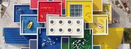 Kolla in nya Legolands nya enorma attraktion