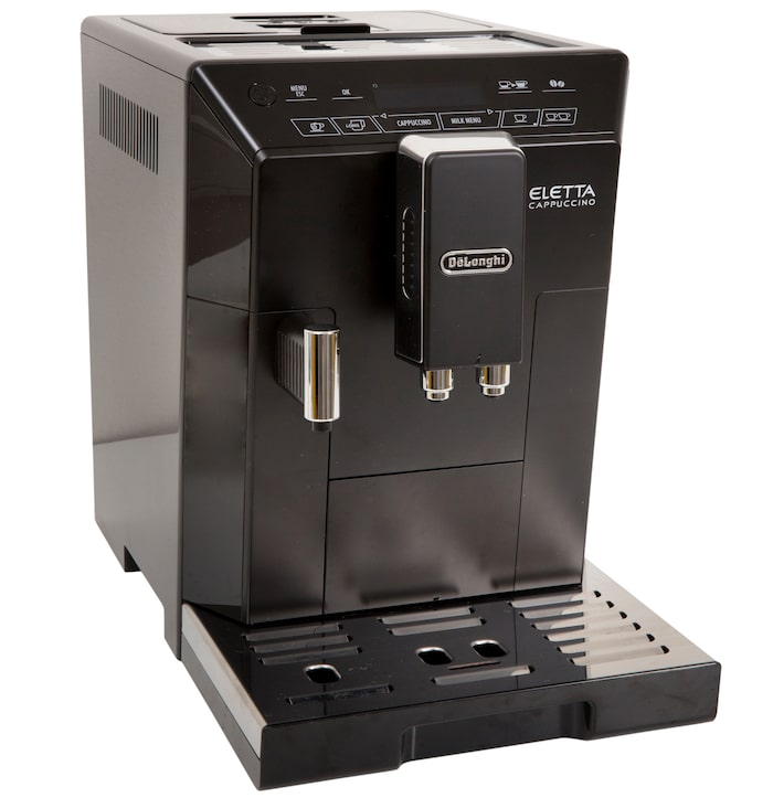 bästa cappuccino maskinen