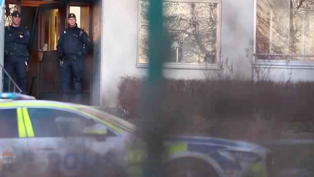 Ung kvinna hittad död i Skärholmen