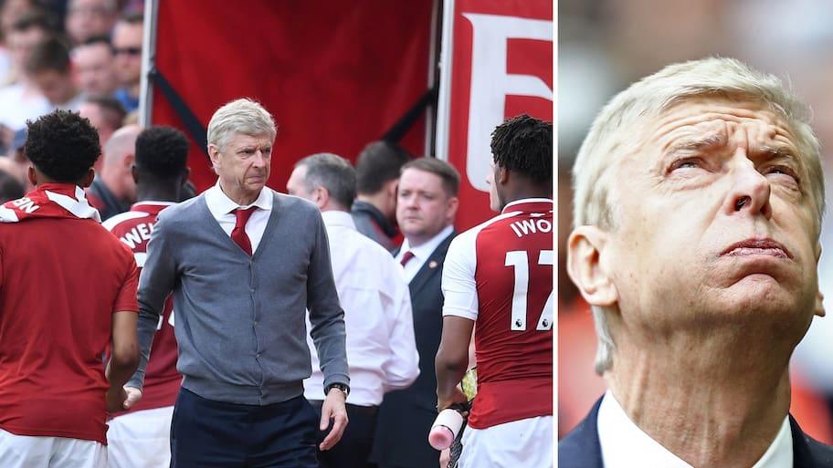 Wenger bekräftar: Blev borttvingad