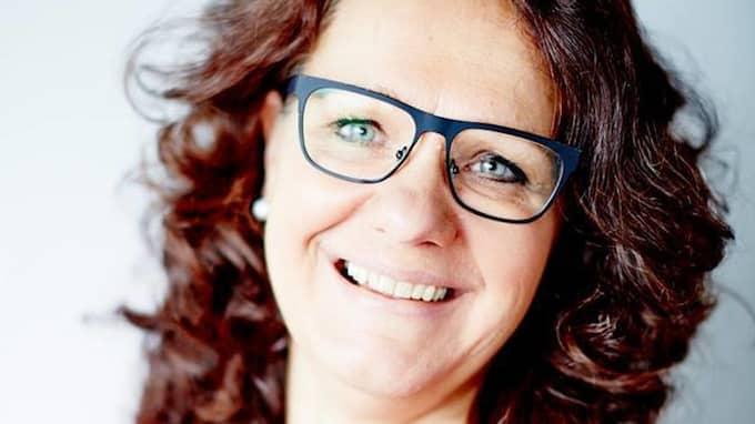 Cajsa Lundberg, 56, har 1 000 kronor i mynt hemma. Foto: Privat