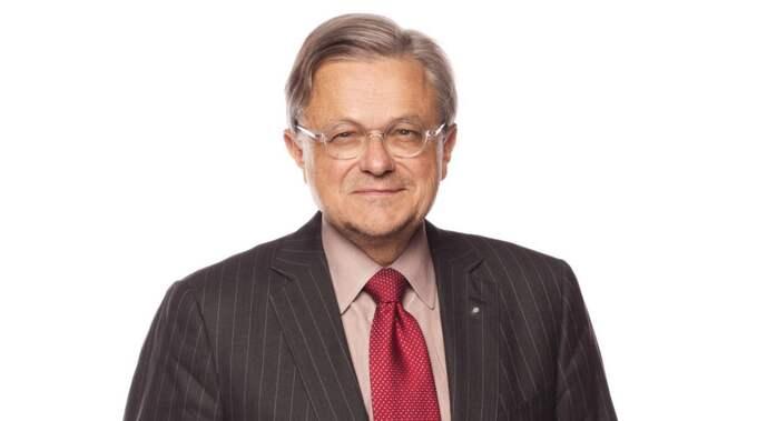 Peje Emilsson, med ett förflutet i Moderaterna, grundade kommunikationsbyrån Kreab. Foto: Linus Hallgren
