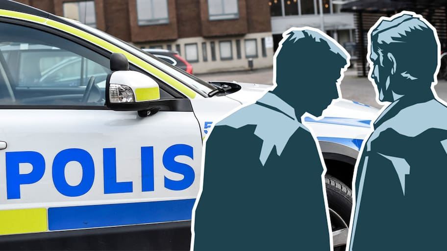 De inblandade träffades under en festkväll på Hotell Mårtenson i