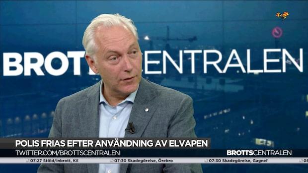 """Johan Eriksson: """"En mycket viktig dom."""""""
