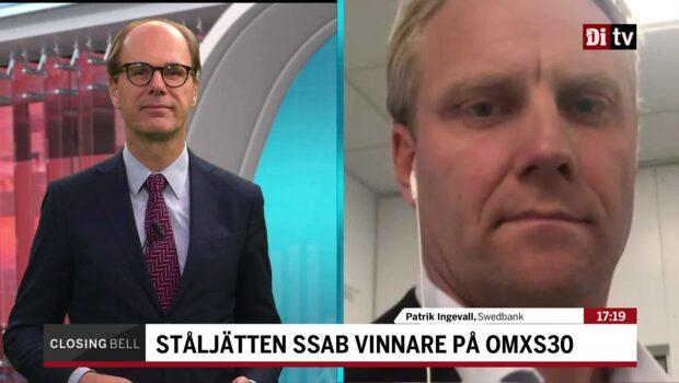 """Swedbank: """"Finns mer att hämta i SSAB"""""""