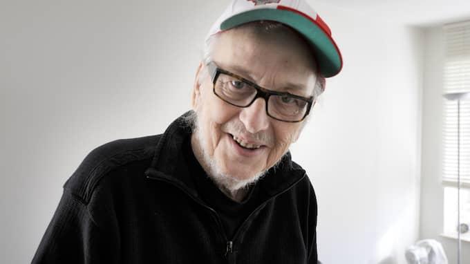 Sture Johannesson blev 82 år. Foto: CHRISTER WAHLGREN
