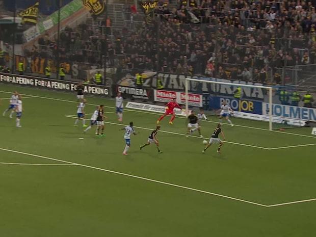Highlights IFK Norrköping-AIK