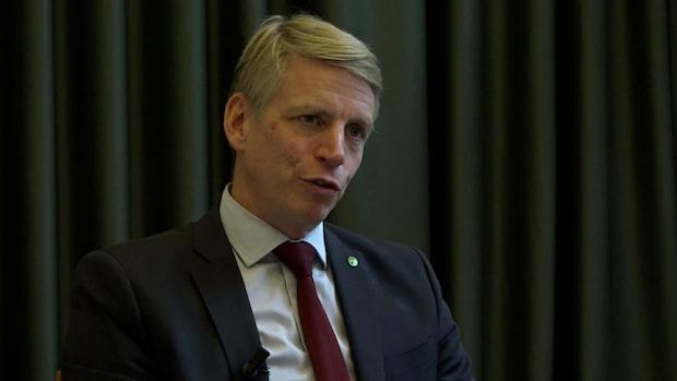 Bostadsministern: Risken för en bubbla har minskat kraftigt