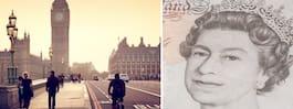 Storbritannien förnyar – förbjuder gamla sedlar