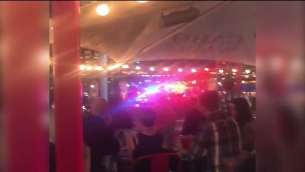 Rånare i grismask slog till mot Rolex i Las Vegas