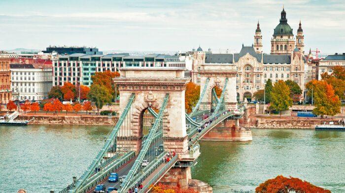 Karta Over Budapest Sevardheter.I Budapest Har Du Rad Att Skamma Bort Dig Allt Om Resor