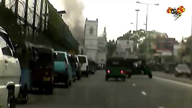 "Hans Brun: ""Vi får inte glömma al-Qaida"""