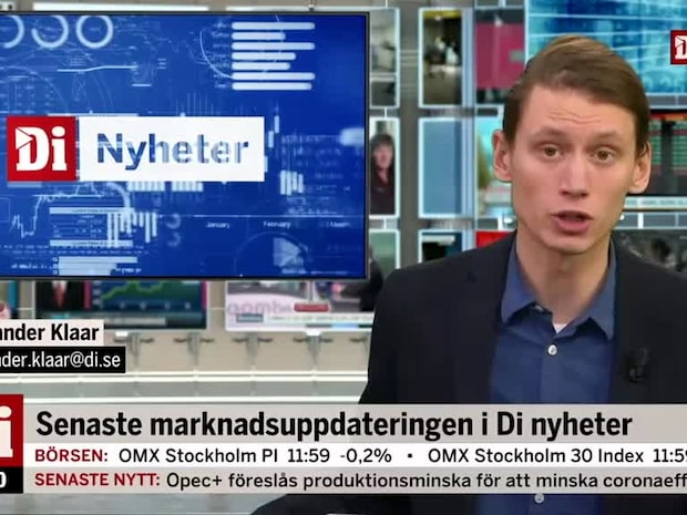 Di Nyheter - Nordea rusar på rapport