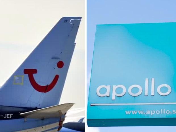 Storbråket mellan Tui och Apollo efter charterresan