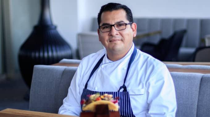 Det är kocken Juan Licerio Alcala i Mexiko som har skapat vad som förmodligen är världens dyraste taco. Foto: / LOSCABOSMEXICOBLOG.COM