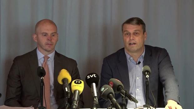 """Daniel Kristoffersson: """"Väntat att han skulle bli fälld"""""""