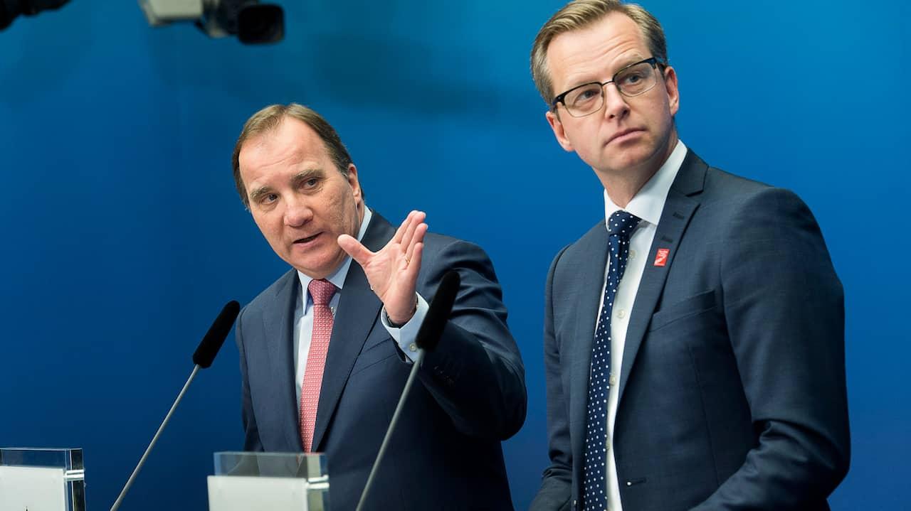 Mikael Damberg – så säkrade han makten åt Stefan Löfven