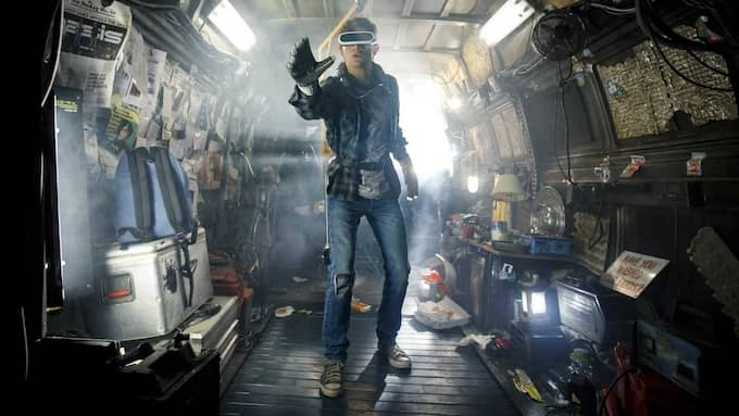 """Steven Spielbergs nya filma """"Ready player one""""."""