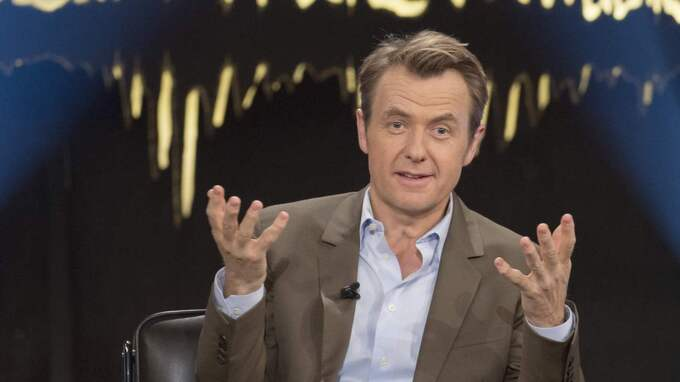 "Fredrik Skavlan leder inte ""Skavlan Jr"" i SVT. Foto: Maja Suslin / Tt"