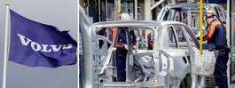 Volvo Cars återkallar över två miljoner bilar
