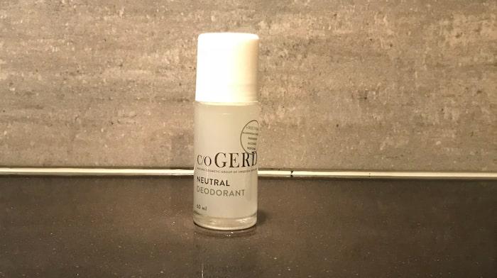 deodorant utan aluminiumklorid test