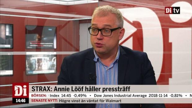 """""""Andersson hoppas att C och L ska stödja budgeten"""""""