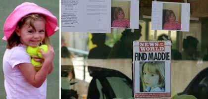Treåriga Madeleine har varit försvunnen på Algarvekusten i en vecka. Nu utfäster en brittisk affärsman en belöning på en miljon pund till den som kan hjälpa till att hitta flickan.