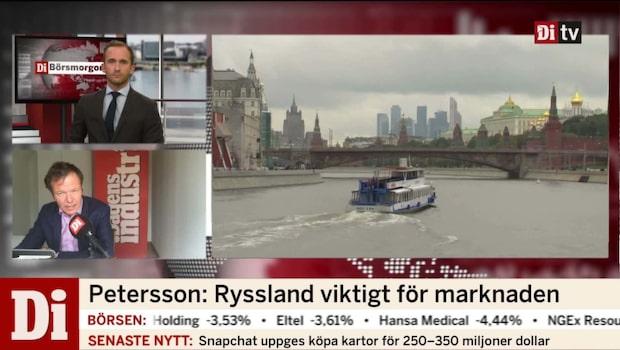 Lettlandsbörsen går starkast i Europa