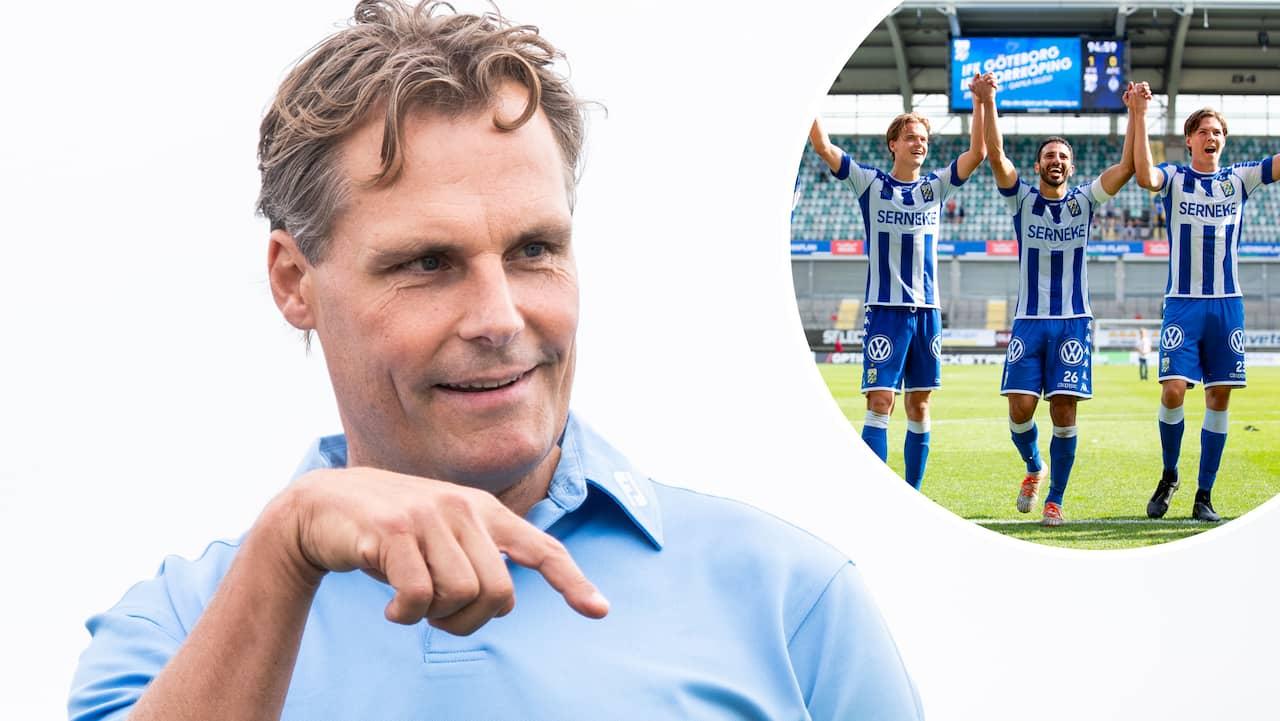 """Miljardärens plan för IFK Göteborg: """"Jag var säker på att vi skulle vända det"""""""