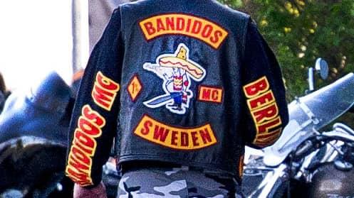 Bandidos blev, enligt en källa till Expressen, av med alla hela sitt vapenlaget vid tillslaget i Skärholmen. Arkivbild. Foto: JOHAN VALKONEN / STELLA PICTURES
