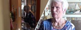 Greta, 91, bestulen i sitt hem – efter fräcka tricket