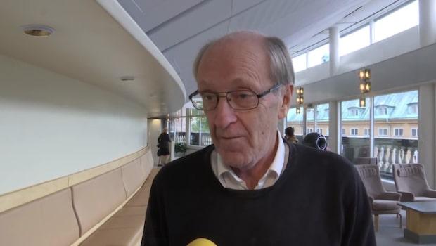 """Expressens K-G Bergström: """"Det var väldigt logiskt att Kristersson fick uppdraget först"""""""