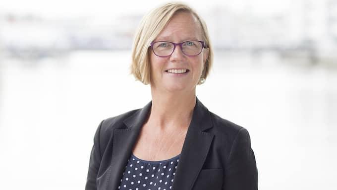 Kristina Jonäng (C), miljönämndens ordförande i VGR. Foto: PRESSBILD