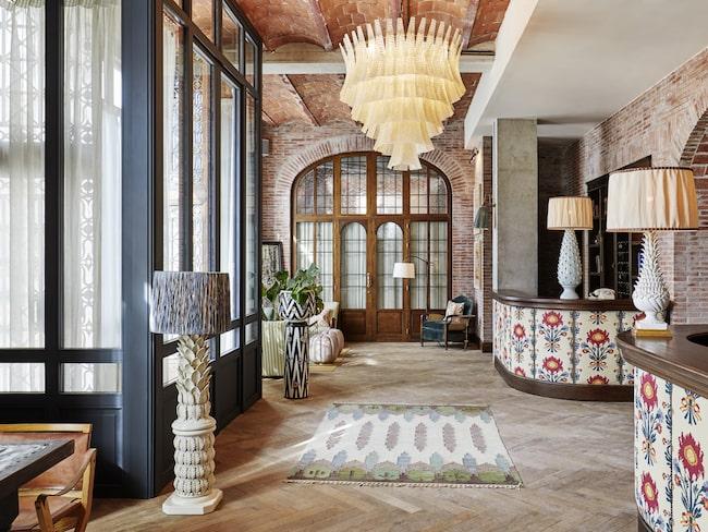 Checka in på Soho i Barcelona house för några dagar av avslappning och inspiration.