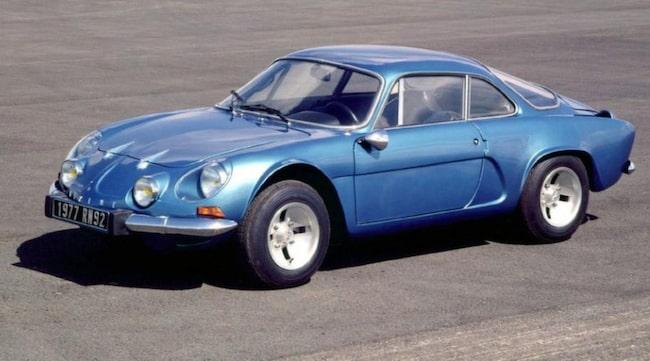 TILLBAKA I NY SKEPNAD. En helt ny Renault Alpine presenteras nästa vecka.