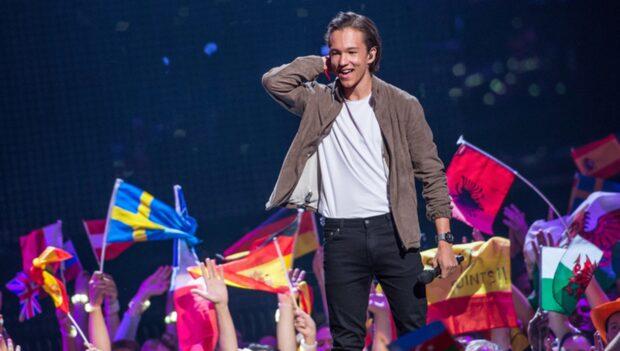 Danmark röstade fel i Eurovision song contest 2016
