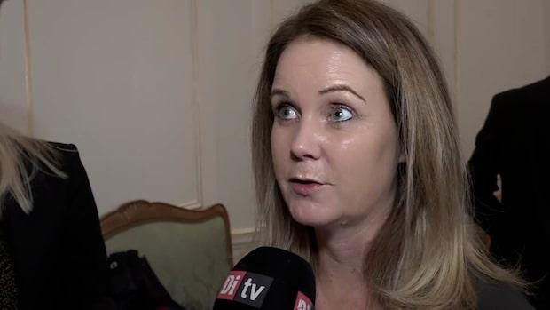 """Jennie Nilsson om sin nya roll: """"Stort och viktigt"""""""