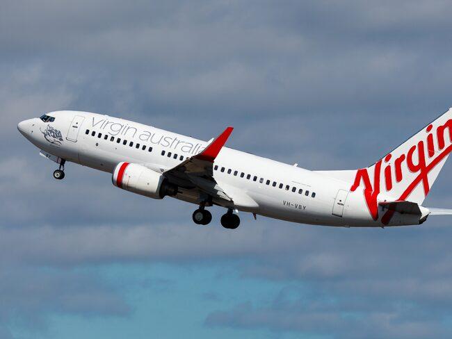 Flera resenärer blev sjuka på en Virgin Australia-flight mot Nya Zeeland.