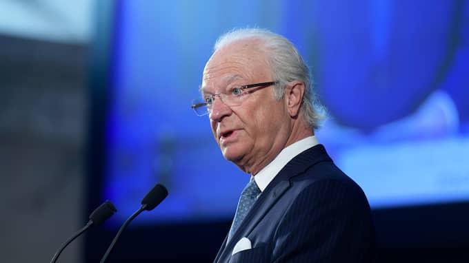 Kungen vill ändra Svenska Akademiens stadgar. Foto: JANERIK HENRIKSSON/TT / TT NYHETSBYRÅN